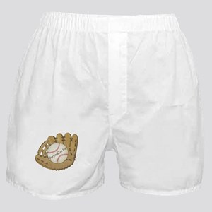 Custom Baseball Boxer Shorts