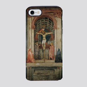 Holy Trinity - Masaccio iPhone 7 Tough Case
