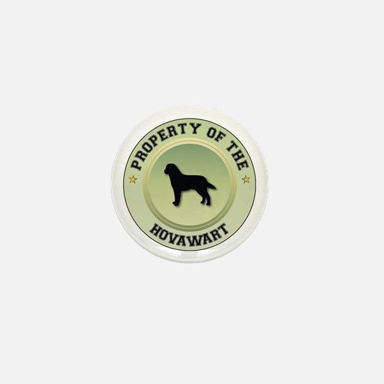 Hovawart Property Mini Button