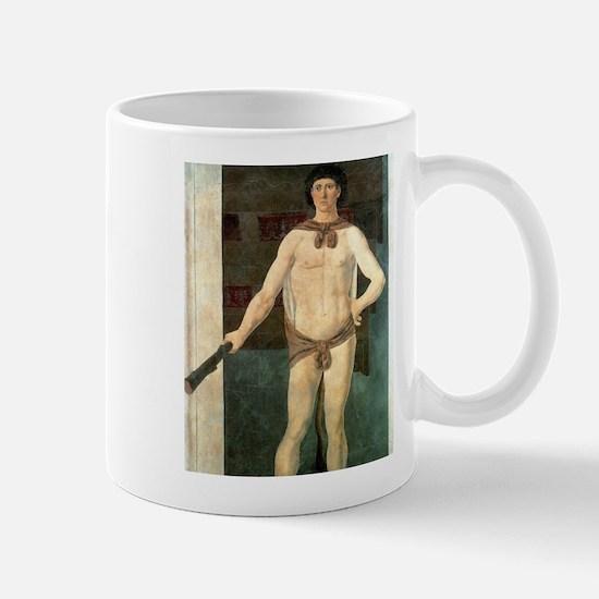 Hercules - Piero della Francesca Mugs