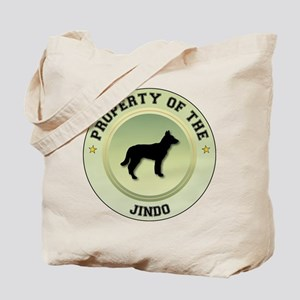 Jindo Property Tote Bag