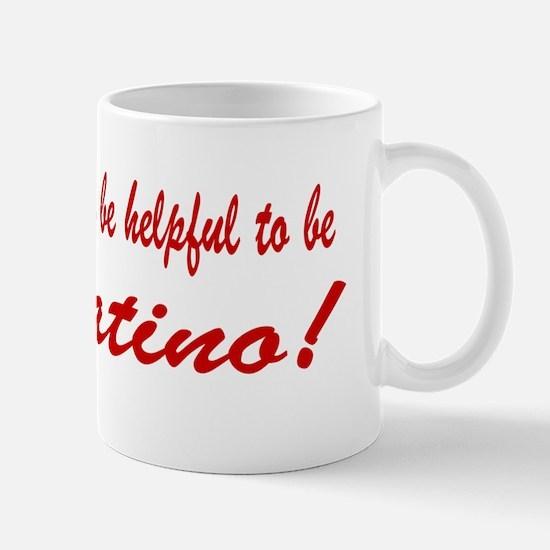 Stuff Romney Says (Latino) Mug