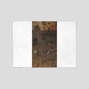 Hell - Bosch - c1514 5'x7'Area Rug