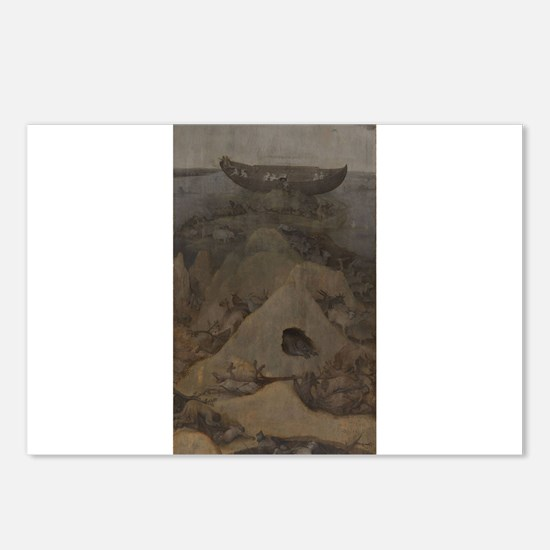 Flood - Bosch - c1514 Postcards (Package of 8)