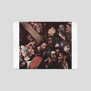 Christ Carrying the Cross 2 - Bosch - c1500 5'x7'A