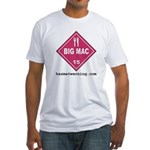 Big Mac Fitted T-shirt (Made in the USA)