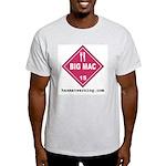 Big Mac Ash Grey T-Shirt