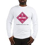 Big Mac Long Sleeve T-Shirt