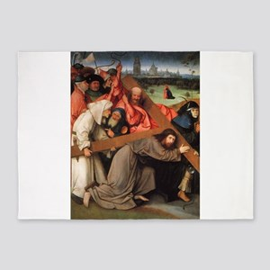 Christ Carrying the Cross - Bosch - c1492 5'x7'Are