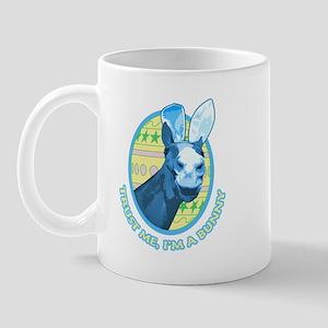 Easter horse Trust me, I'm a bunny Mug