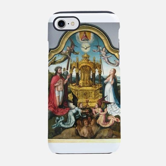 Blood of Christ - Jean Bellegambe iPhone 7 Tough C