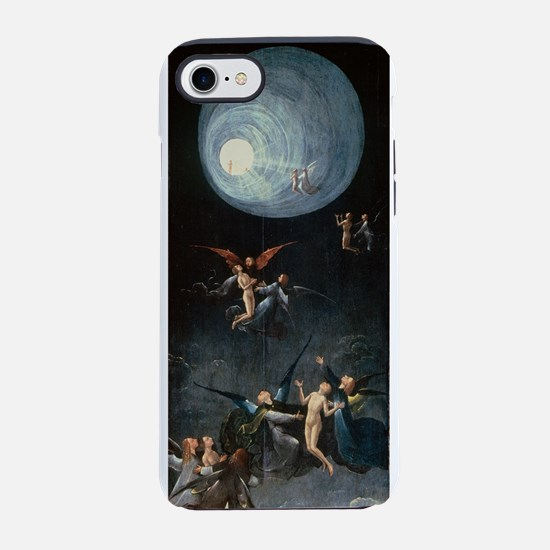 Ascent to Heaven - Bosch - c1490 iPhone 7 Tough Ca