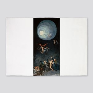 Ascent to Heaven - Bosch - c1490 5'x7'Area Rug