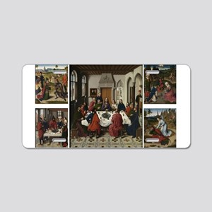 Altarpiece of the Holy Sacrament - Dieric Bouts -