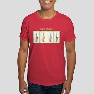 Four Tenors Dark T-Shirt