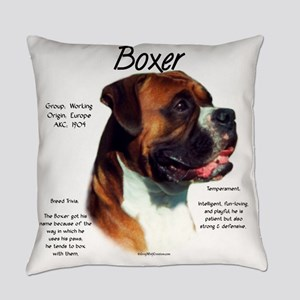 Boxer (natural) Everyday Pillow