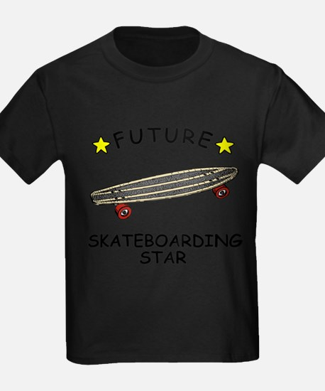 Future Skateboarding Star T-Shirt