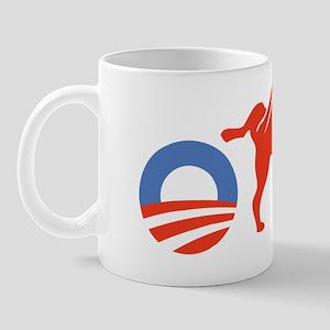 Anti Obama Lemon 2012 Election Mug