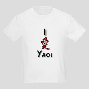 I love Yaoi  Kids T-Shirt