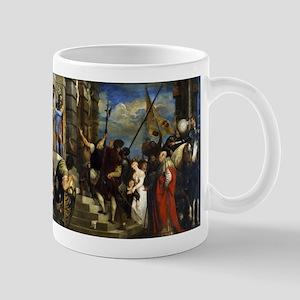 Ecce Homo - Titian - 1543 Mugs