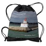 Port Colborne Outer Light Drawstring Bag