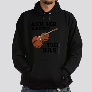 Ask-Me-About-the-Bass-01-a Hoodie (dark)