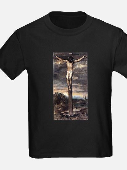 Crucifixion - Titian - c1565 T-Shirt