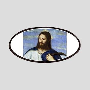 Christ, A Gardener - Titian, c1553 Patch