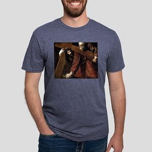 Christ Carrying the Cross - Titian - c1565 T-Shirt
