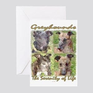SERENITY OF LIFE Greeting Cards (Pk of 10)