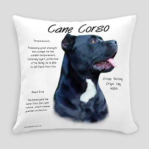 Cane Corso Everyday Pillow