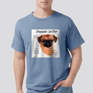 Brussels Griffon (smooth Mens Comfort Colors Shirt