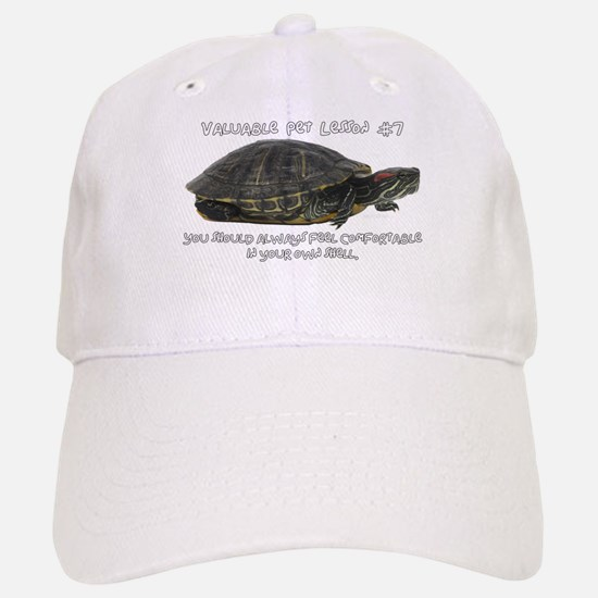 Valuable Pet Lesson #7 Baseball Baseball Cap
