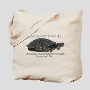 Valuable Pet Lesson #7 Tote Bag