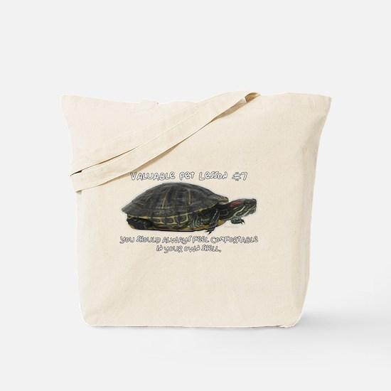 Valuable Pet Lesson #7 Tote Bag