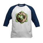 Ouroboros Kids Tee Baseball Jersey