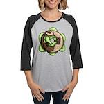 Ouroboros Womens Baseball Tee Long Sleeve T-Shirt