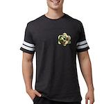 Ouroboros Mens Football Shirt T-Shirt