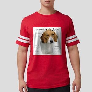 American Foxhound Mens Football Shirt