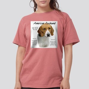 American Foxhound Womens Comfort Colors Shirt