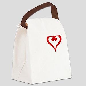 I-Heart-Double-Bass-01-b Canvas Lunch Bag