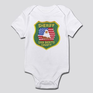 San Benito Sheriff Infant Bodysuit