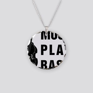 Must-Play-Bass-01-a Necklace Circle Charm