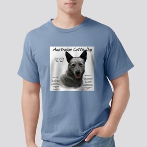 Cattle Dog (blue) Mens Comfort Colors Shirt