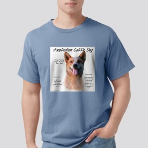 Cattle Dog (red) Mens Comfort Colors Shirt