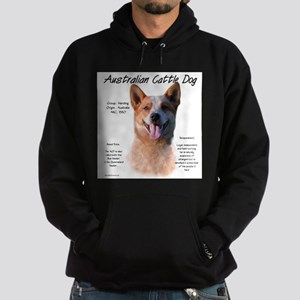 Cattle Dog (red) Hoodie (dark)