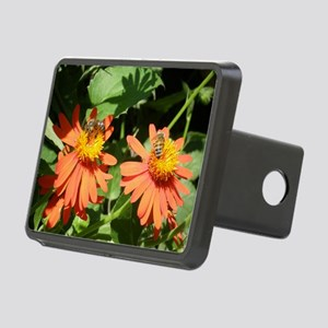 Busy Bees Rectangular Hitch Cover