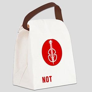 Make-Music-Not-War-02-b Canvas Lunch Bag