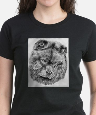 Chow chow Women's Dark T-Shirt