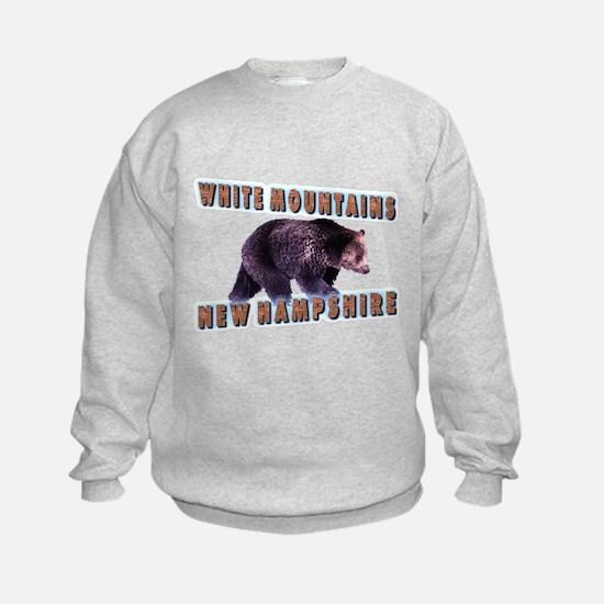 White Mountains , New Hampshi Sweatshirt